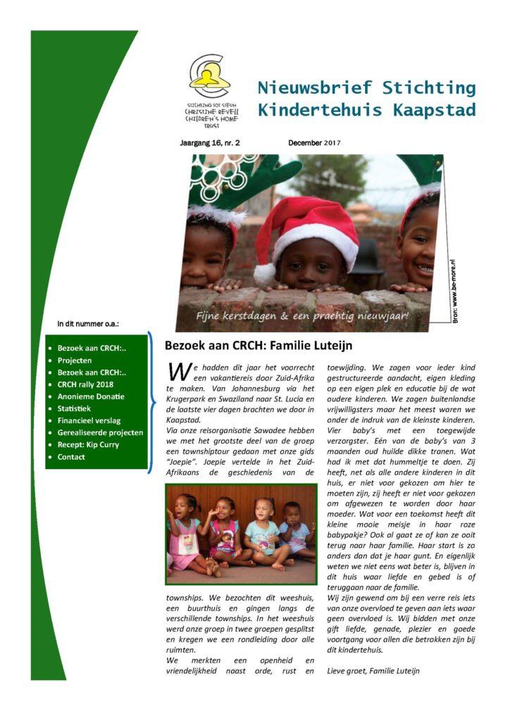 Nieuwsbrief CRCH December 2017_Page_1