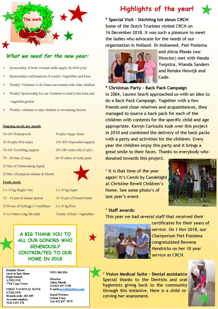 CRCH 2018 Christmas newsletter_Page_2